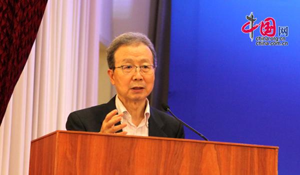 程永华:中日应保持定力推动两国关系行稳致远