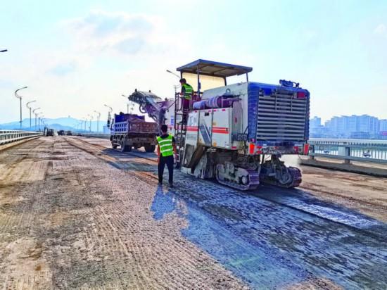惠州大桥10月1日起恢复通行