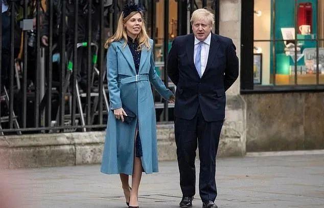 首相分手了?图片