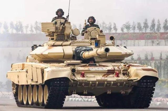 印军准备同时打赢两场战争?!图片