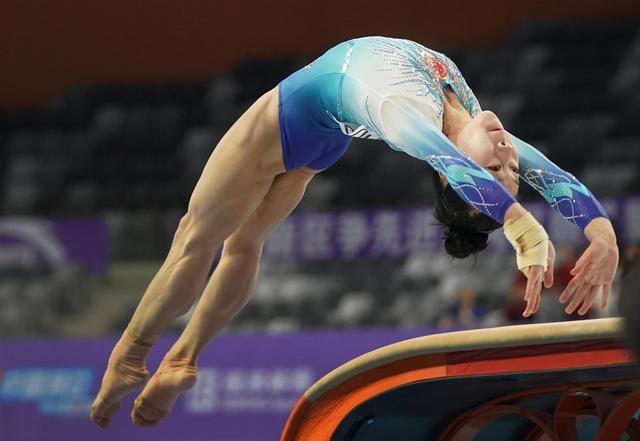 体操|全国锦标赛女子跳马决赛赛况