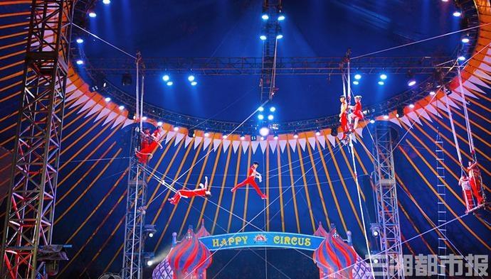长沙园林生态园邀你去看五国大马戏