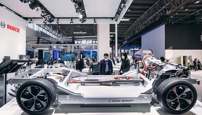 博世与腾讯签署合作,探索数字化在未来移动出行应用中的潜力|2020北京车展