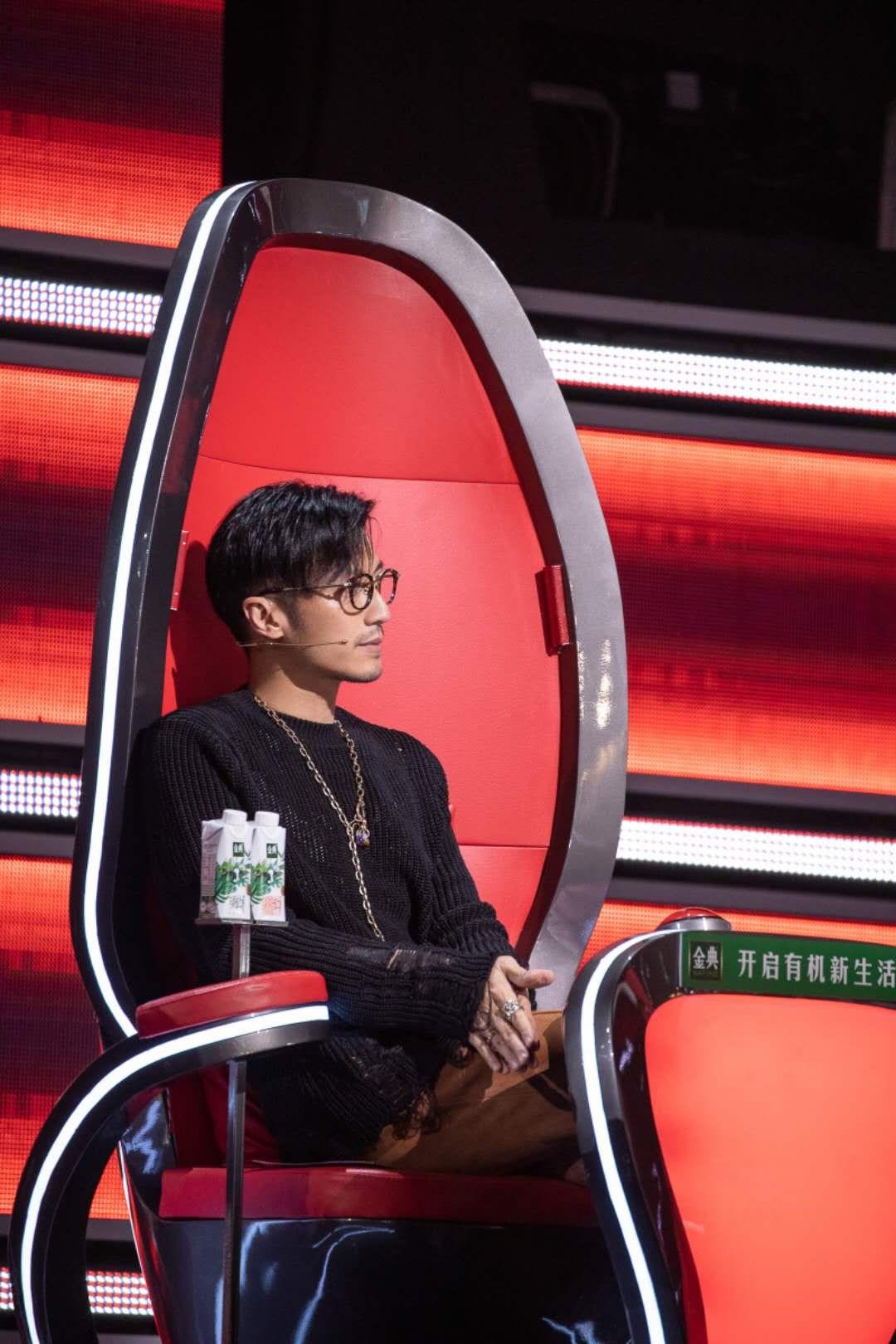 谢霆锋《中国好声音》传递音乐理念,鼓励实验性舞台