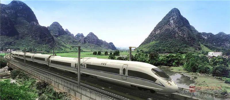 激动!崇平铁路今天开工 南宁到萍乡只需要一个多小时