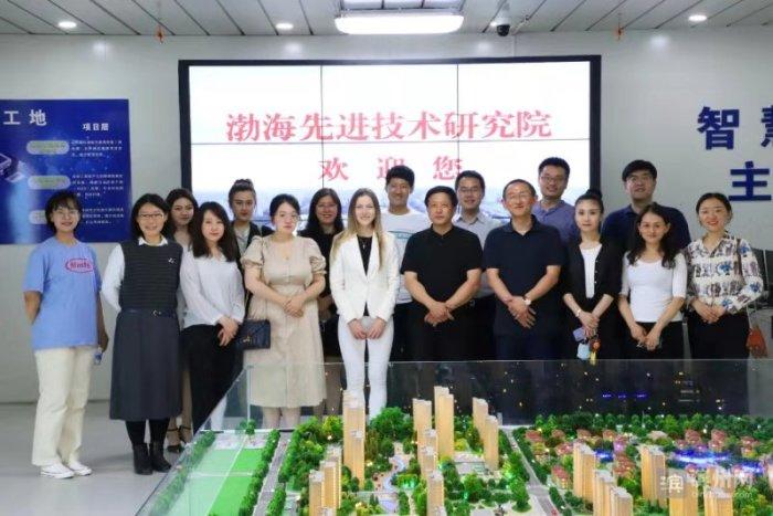 滨州市国企高质量发展服务一队:全身心投入渤海先研院建设、招商和管理运营