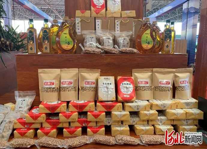 第九届唐山农博会:全国200余家参展商 数百种产品现场亮相