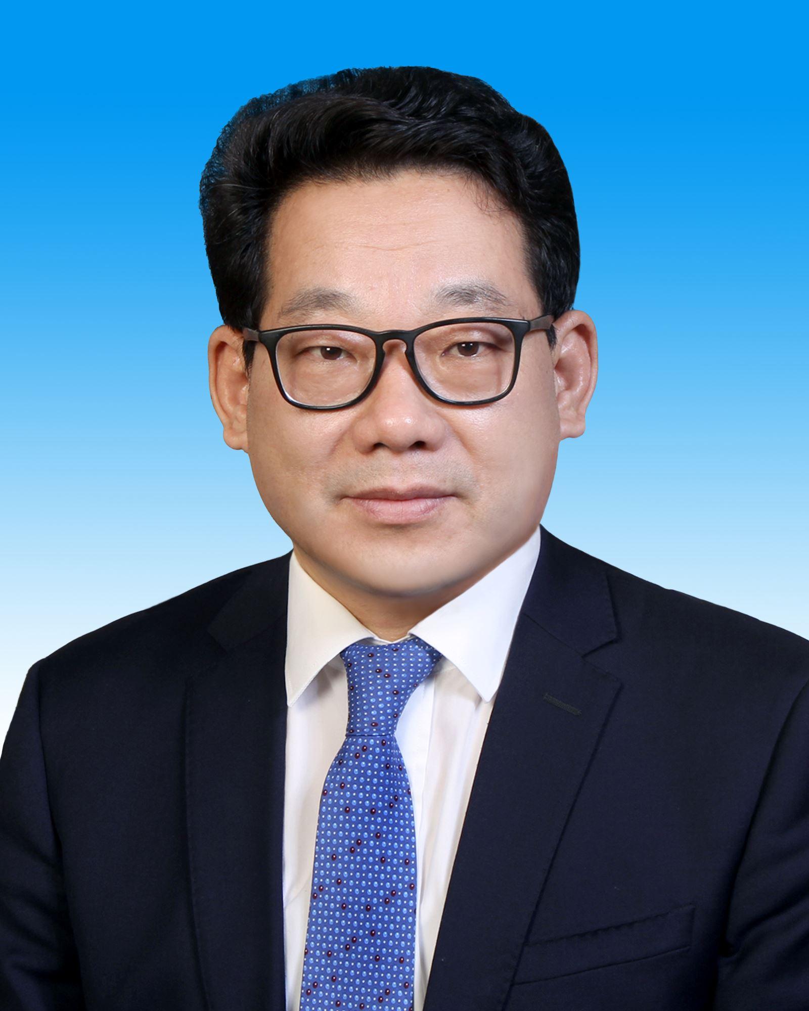 天津市河西区区长姜德志履新天津市贸促会党组书记、会长图片