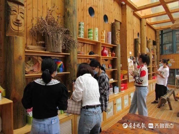 亚博直播软件:广饶县康居幼儿园接待幼教同仁观光学习