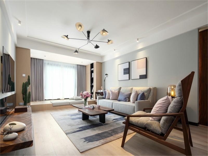 北欧风格是什么意思?115平米的三居室这样装修好不好?