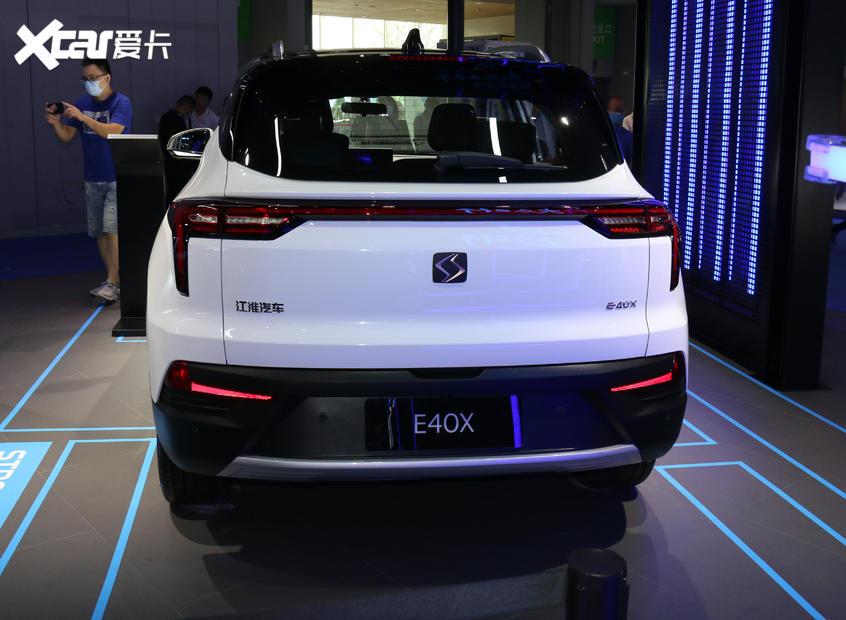 北京车展:思皓E40X开启预售/12.99万起