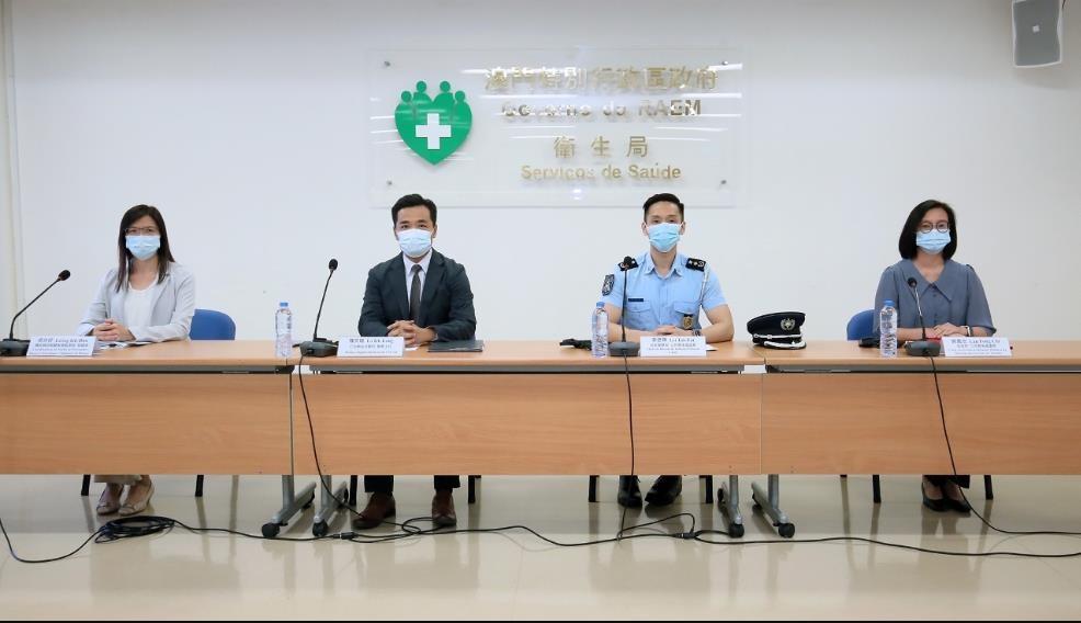 澳门新冠病毒核酸检测能力增至每日1.9万人次