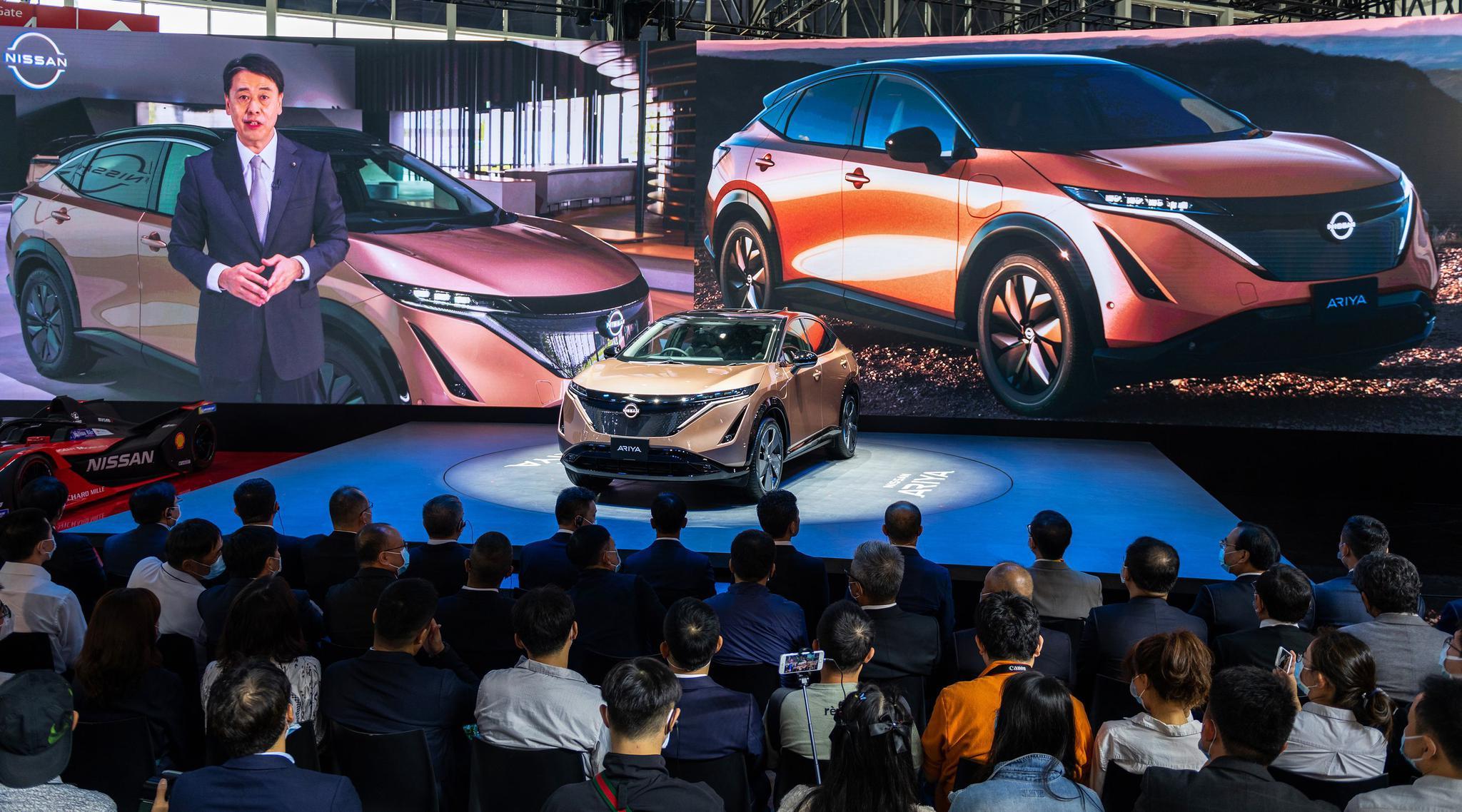 对话⑤|日产汽车内田诚:中国始终是日产最重要的核心市场之一图片