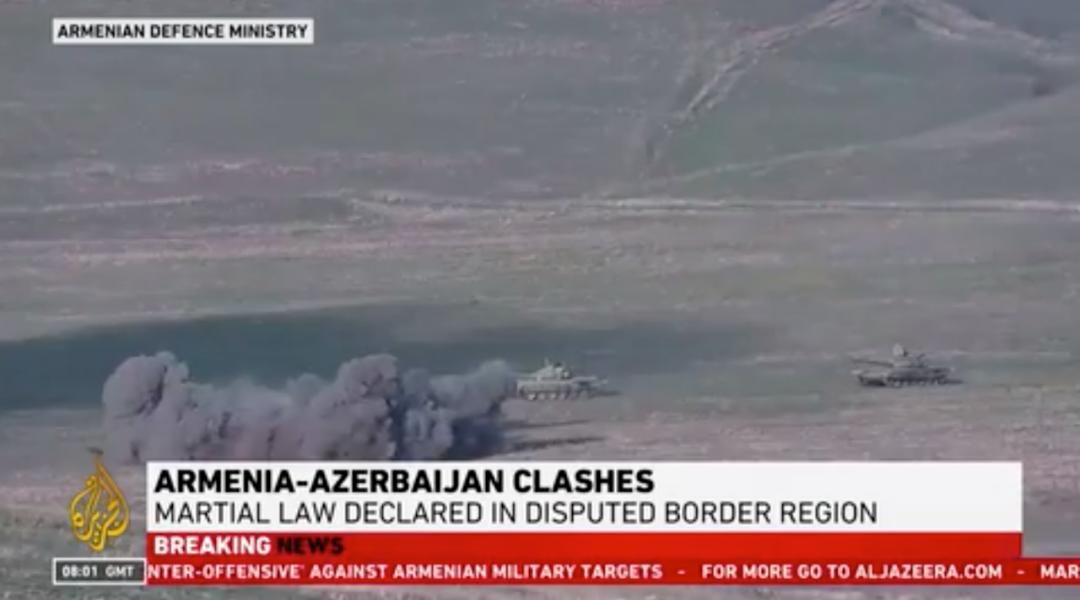 亚美尼亚和阿塞拜疆冲突升级 五问释疑