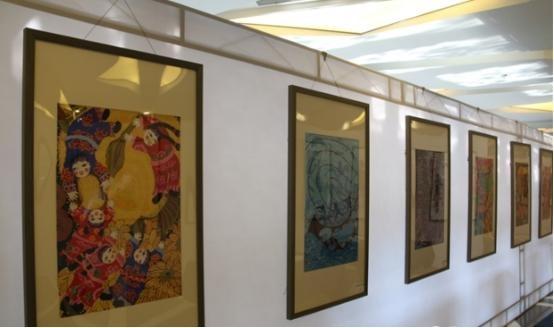 鸢都之邀·第三届国际诗书画风筝文化主题双年展开幕