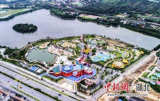 韩央企打造的肇庆儿童乐园即将试运营