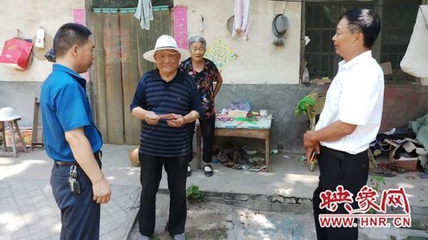 许昌市建安区贾庄村党支部书记贾建卿:小康路上的领头雁