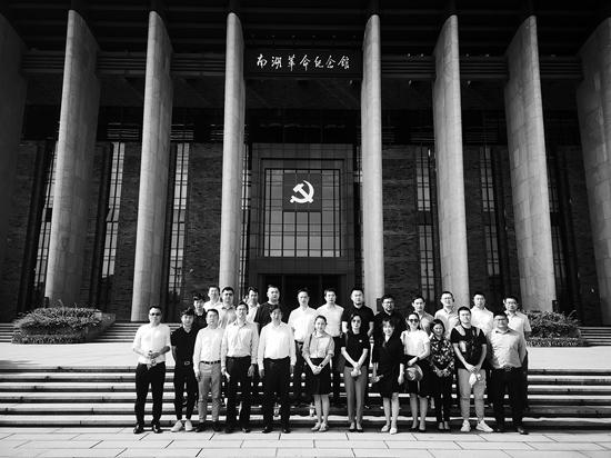 """苏州吴中区:""""青年企业家接力棒""""工程 加快培育民营企业接班人"""