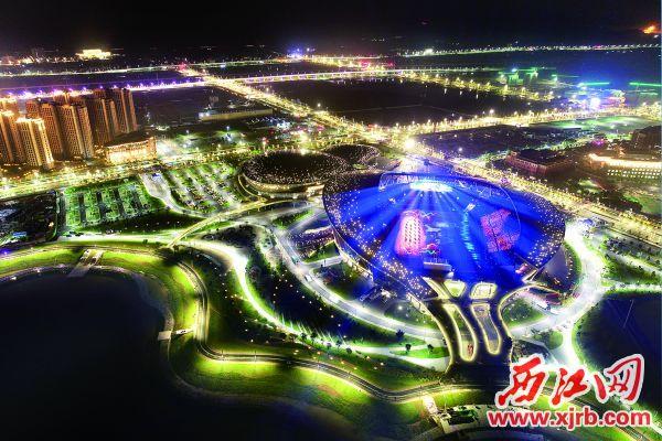 禹岩肇庆体育城
