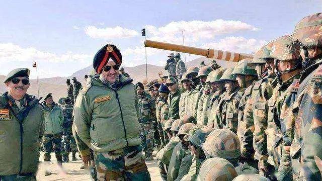 印度中将军长被解职 因在中印加勒万河谷冲突中惨败
