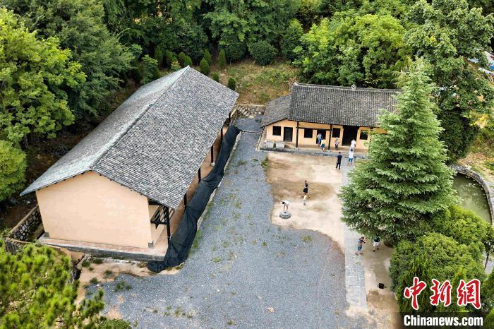 蔡锷故里文化博览园在湖南邵阳开园