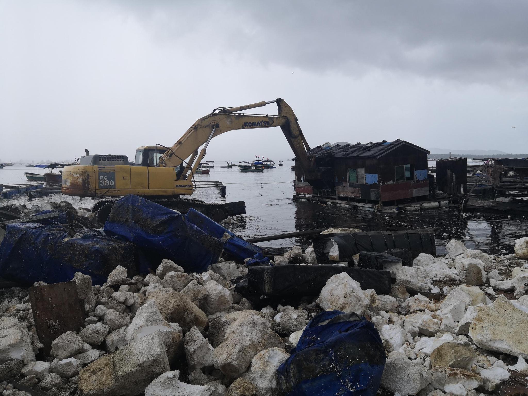 陵水:推动潟湖生态环境整治成效明显