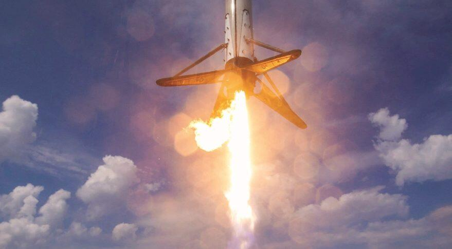 "SpaceX公司将使用""二手""火箭为美国太空军发射卫星"