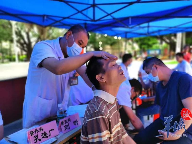安排!广州中医药大学一附院白云医院名医组团为街坊送上健康福利