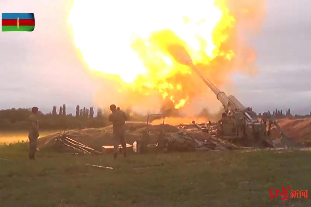 """""""高加索火药桶""""二十多年冲突不断 专家:纳卡地区失控的可能性不大"""