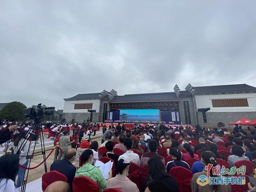 吉安中国进士文化园正式开园 15项系列文化活动轮番上演(图)