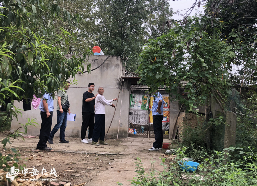 """安徽立信:70岁老人""""五进宫""""难改被拘留"""