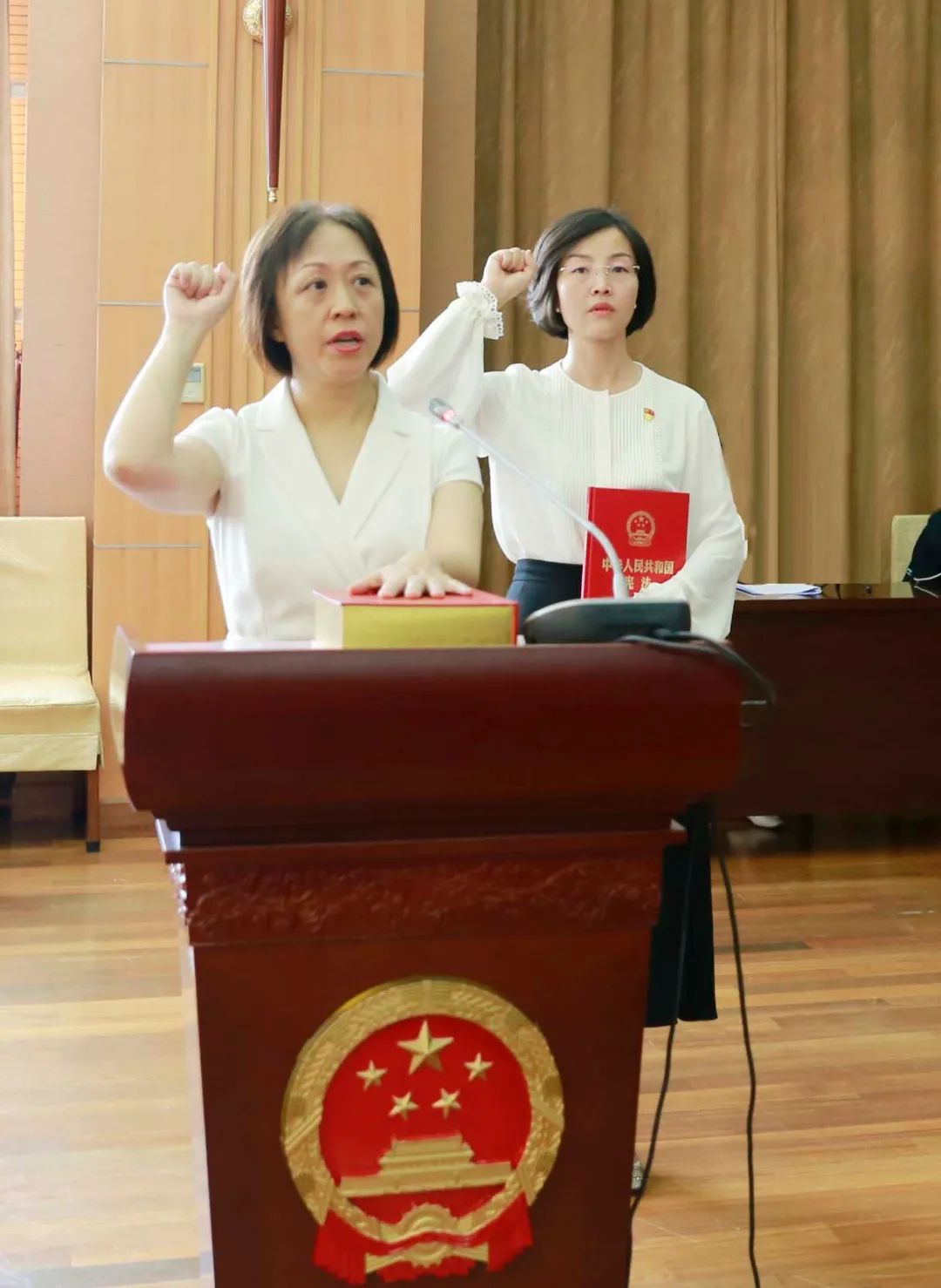 宪法宣誓仪式