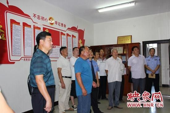 西平县人民检察院多措并举推动党建与检察业务深度融合