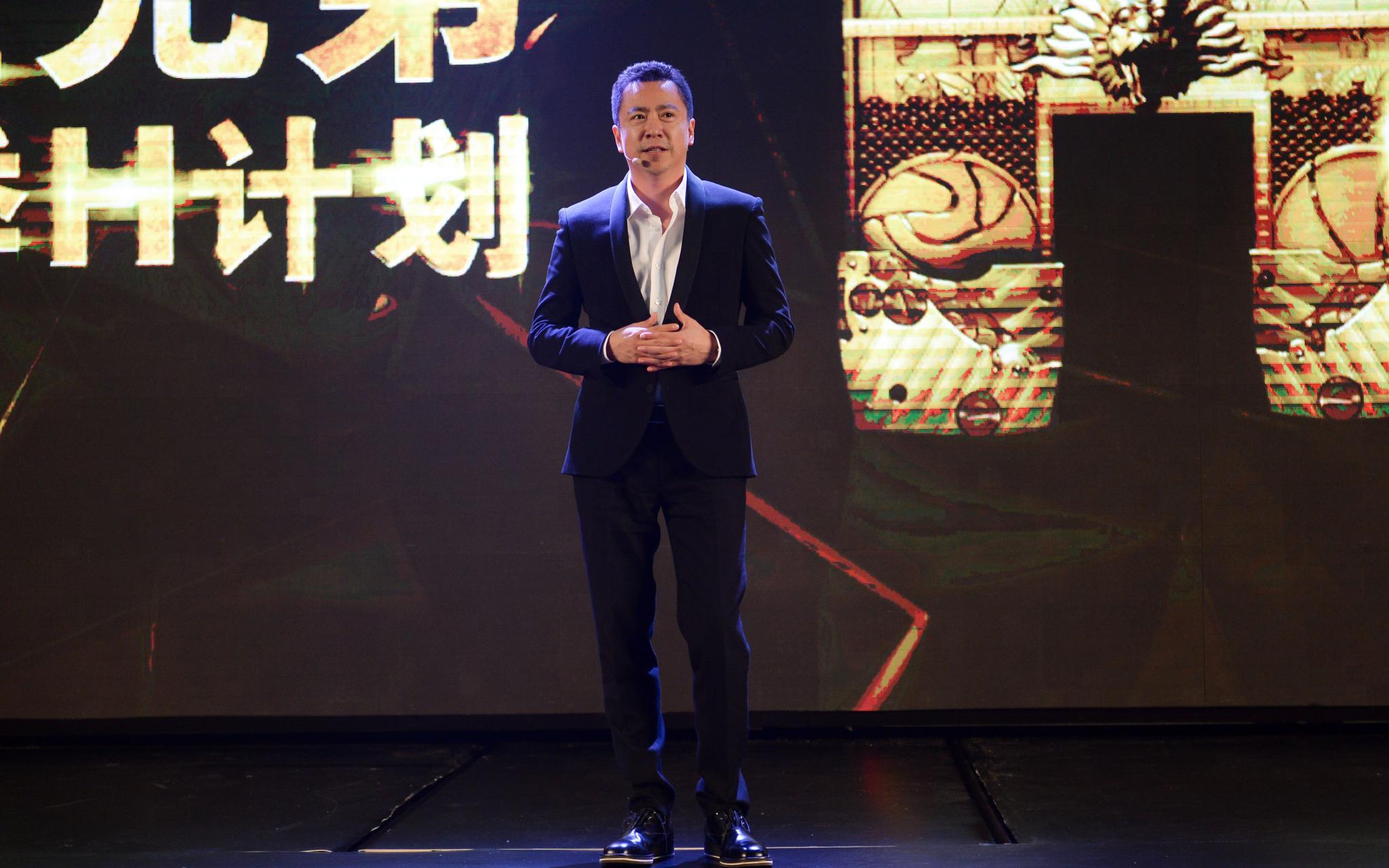 专访王中磊:华谊是内容玩家非资本玩家,说我们全靠冯小刚有偏颇