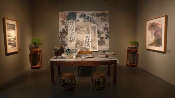 斯人未远去——宋雨桂艺术纪念展北京画院美术馆开幕