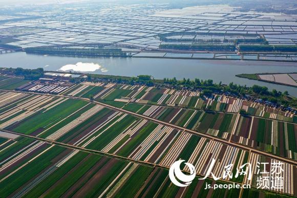 江苏盱眙:打造南京都市圈北翼绿色增长极