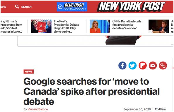 没想到,特朗普与拜登首场辩论还出现了这种结果
