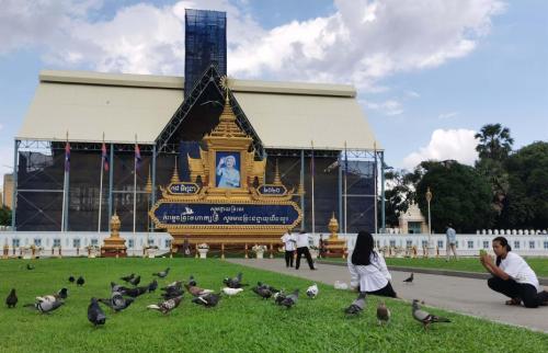 """柬中时报总经理阮志强:用柬埔寨人民的语言描述""""中国故事"""""""