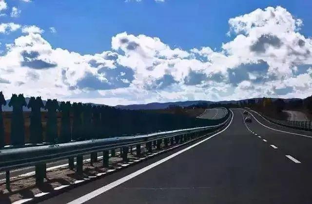 【便民】封闭了一年多的公路,今天开通了!图片