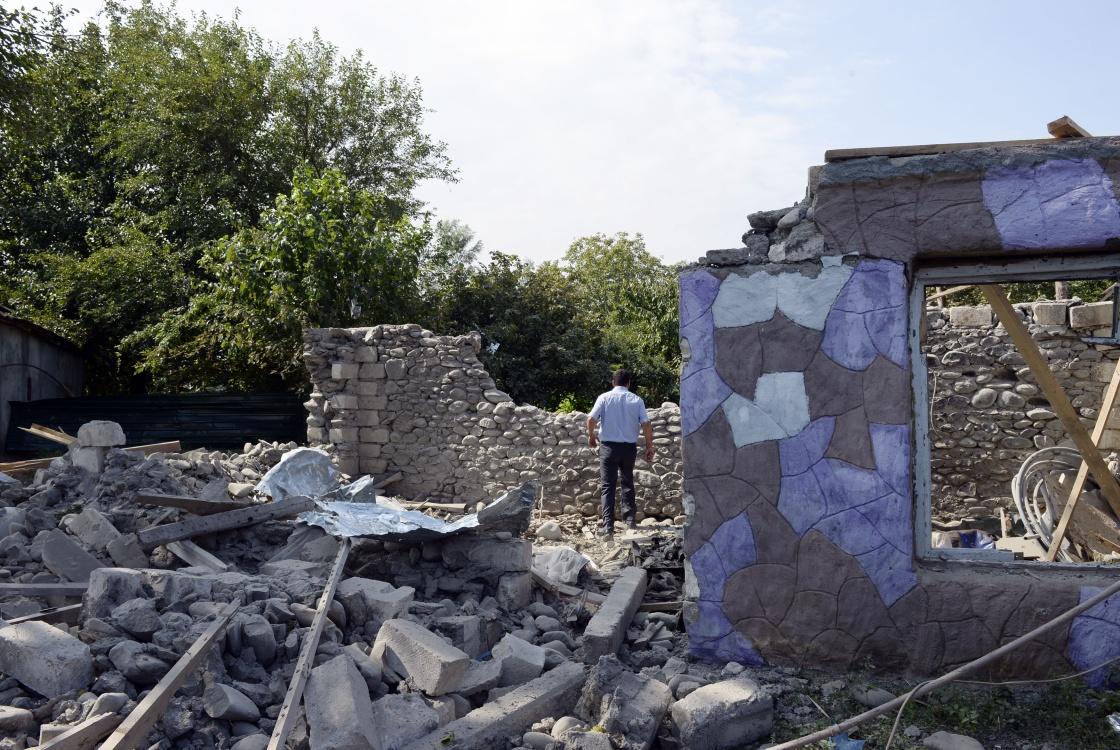 外媒:亚美尼亚与阿塞拜疆均拒绝就纳卡问题展开谈话