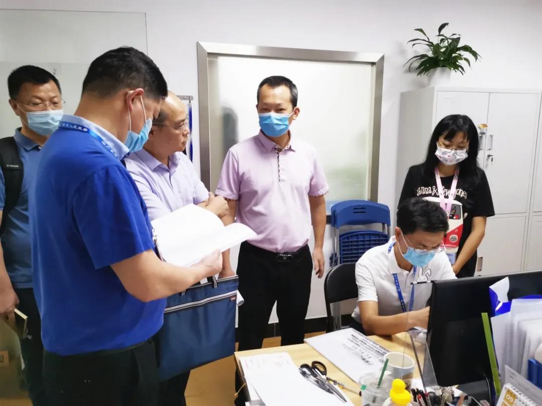 广州司法局对全市14家亲子鉴定机构开展检查:严查虚假鉴定行为图片