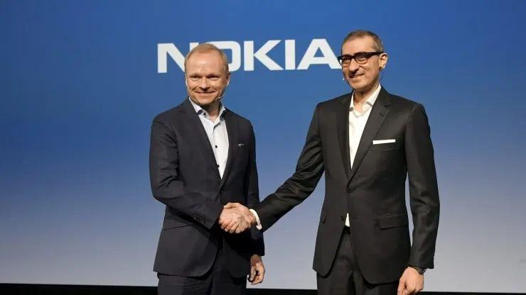华为被禁用后,诺基亚签署一项重要的5G设备供应协议图片