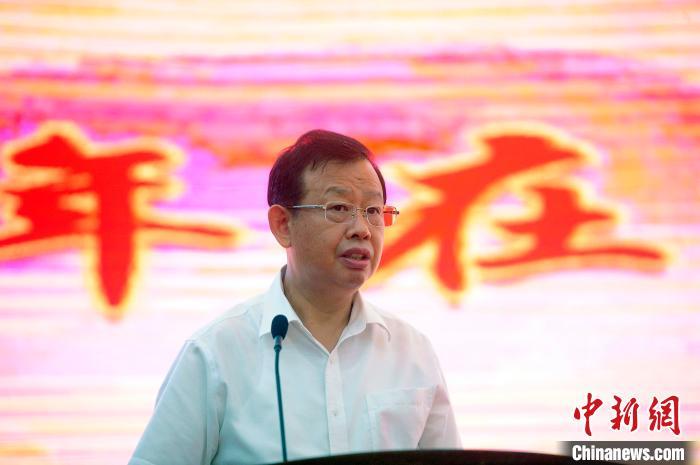 广西台籍教师:以自己学术专长保存中华传统文化