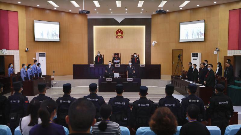 16人获刑、罚金超亿元!韶关中院宣判龙广等人涉黑案