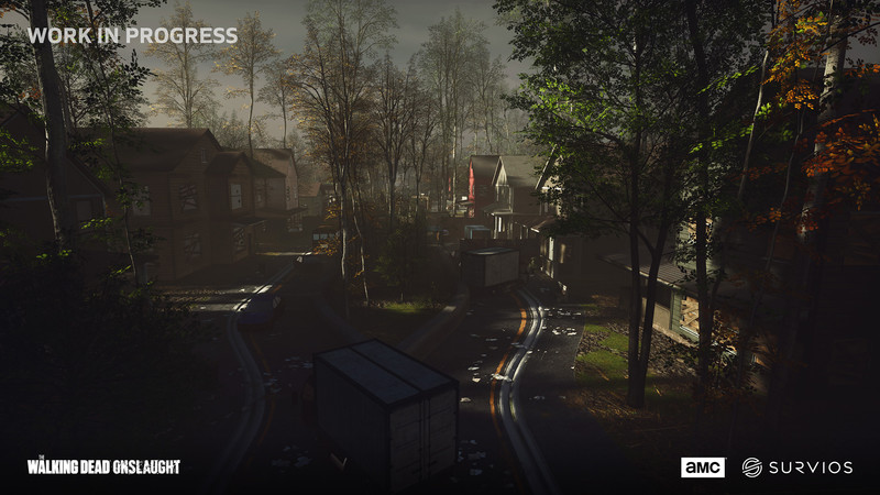 行尸走肉VR游戏《The Walking Dead Onslaught》登陆Oculus和Steam
