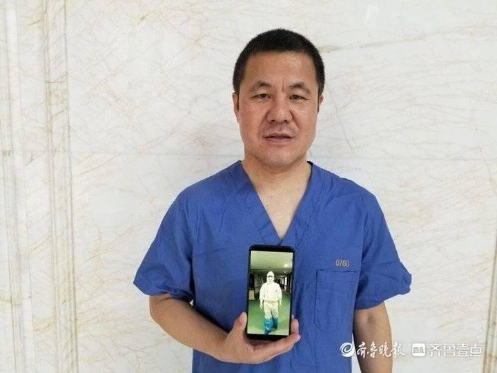 鲁鄂情深未了:淄博一援鄂医生国庆重回武汉 重温记忆