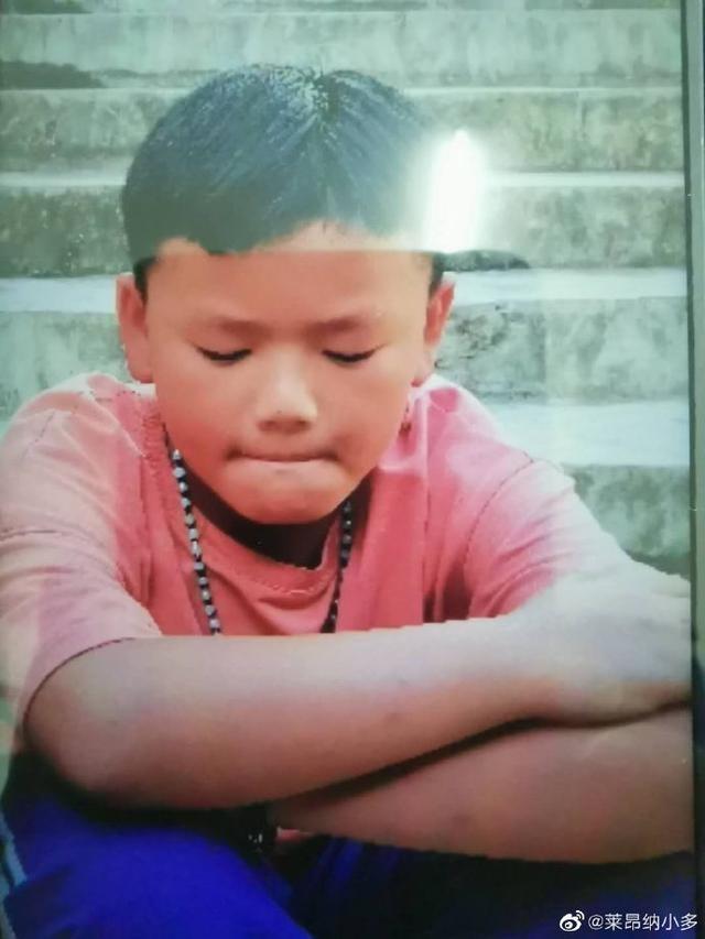 找人!这名11岁的男孩在昆明五华区失踪