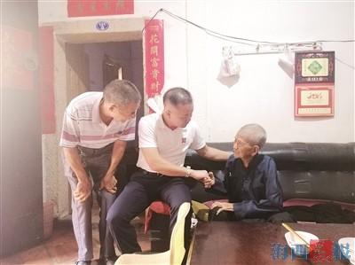 """同安""""银邑微心愿""""爱心济困行动持续进行中"""