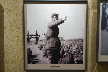 文登在东崔家口村修建三军纪念馆,红色记忆历久弥新