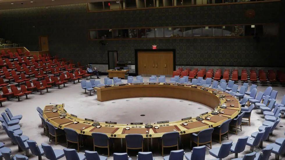 联合国安理会发声图片